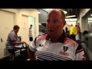 Post Game v Samoa - Rebels coach Tony McGahan |  Super Rugby Video Highlights