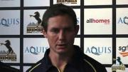 Stephen Larkham on the 2016 Brumbies captain selection | Super Rugby Video Highlights