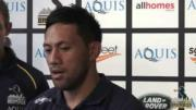 Christian Leali'ifano Brumbies Co-Captain for 2016 | Super Rugby Video Highlights